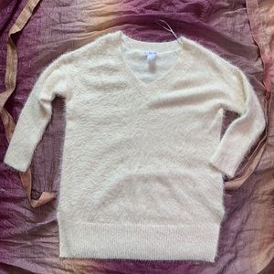 Super Soft Baggy Venus V-Neck Sweater